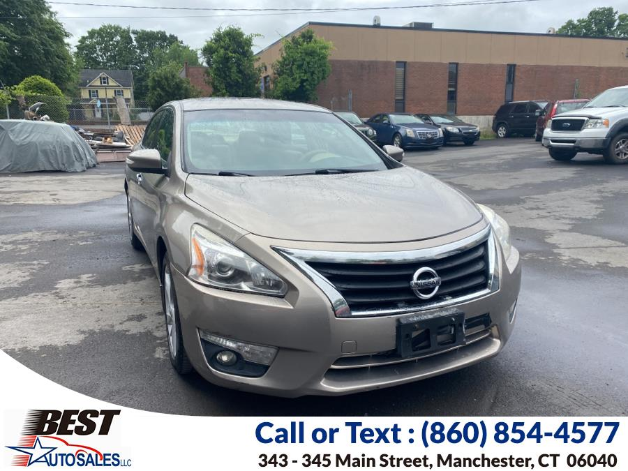 Used 2013 Nissan Altima in Manchester, Connecticut | Best Auto Sales LLC. Manchester, Connecticut