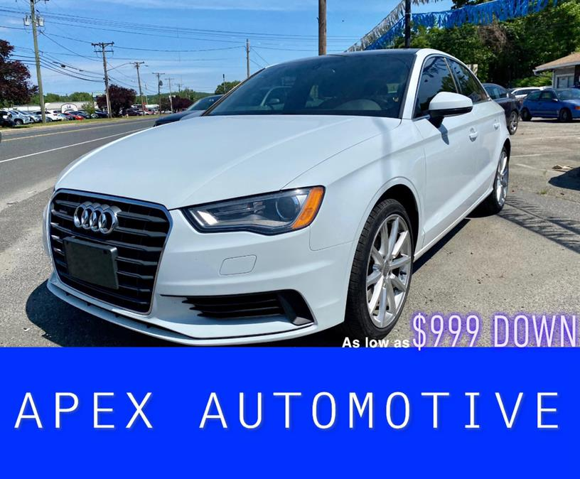 Used 2015 Audi A3 in Waterbury, Connecticut | Apex  Automotive. Waterbury, Connecticut