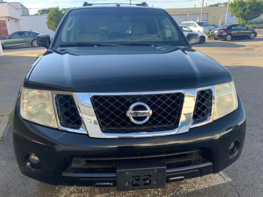 Used Nissan Pathfinder 4WD 4dr V6 SE 2008   Capital Lease and Finance. Brockton, Massachusetts
