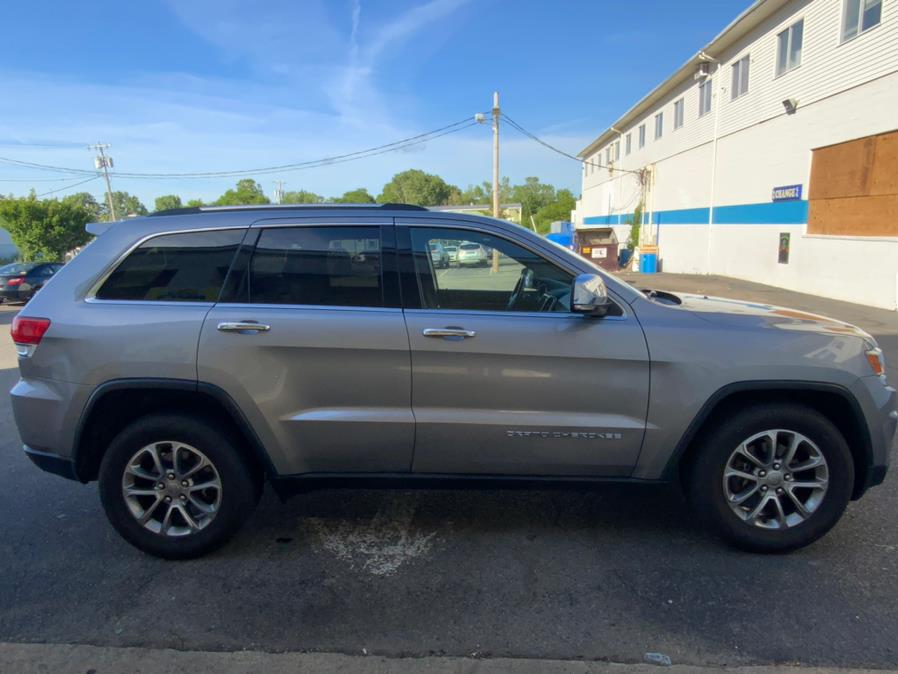 Used Jeep Grand Cherokee 4WD 4dr Limited 2015 | Capital Lease and Finance. Brockton, Massachusetts