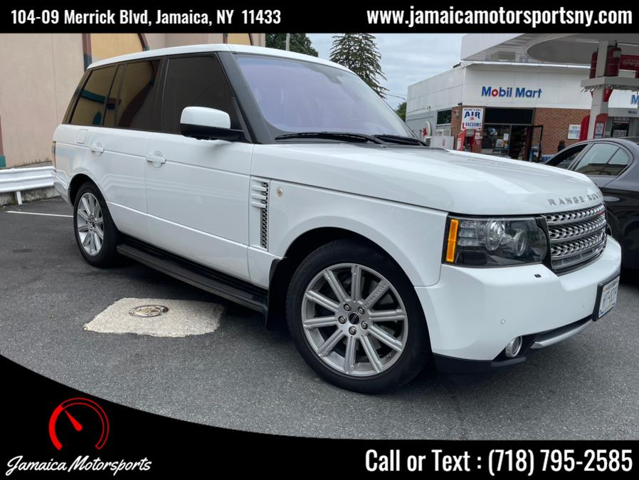 Used 2012 Land Rover Range Rover in Jamaica, New York | Jamaica Motor Sports . Jamaica, New York