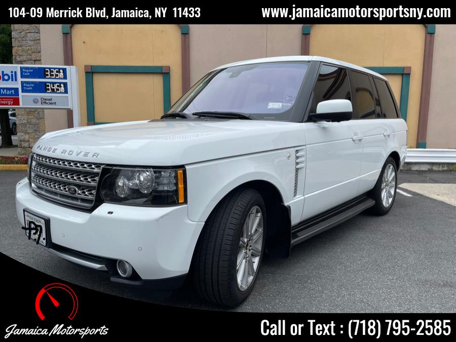 Used Land Rover Range Rover 4WD 4dr SC 2012 | Jamaica Motor Sports . Jamaica, New York