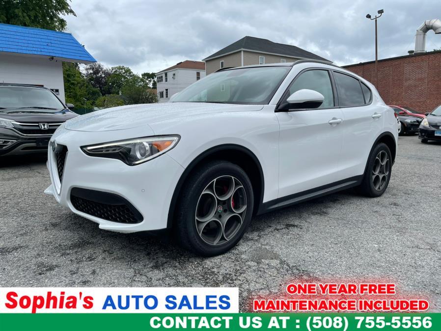 Used 2018 Alfa Romeo Stelvio in Worcester, Massachusetts | Sophia's Auto Sales Inc. Worcester, Massachusetts