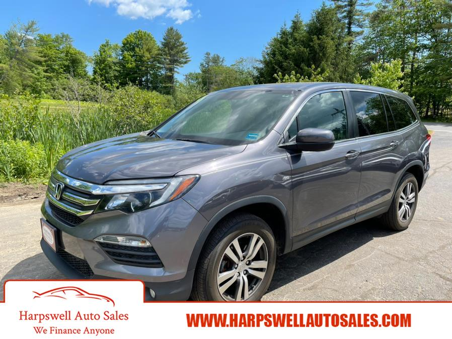 Used Honda Pilot EX-L AWD 2017 | Harpswell Auto Sales Inc. Harpswell, Maine