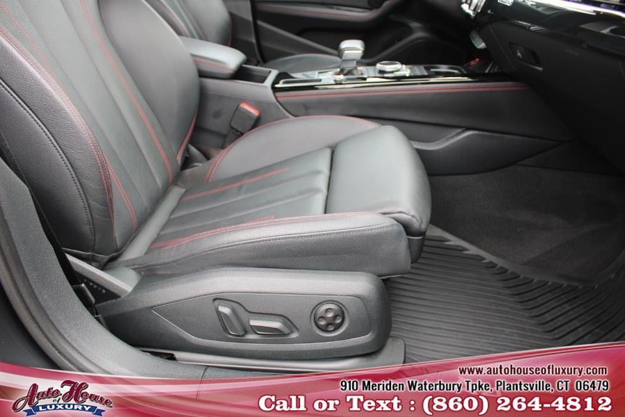 Used Audi A4 2.0 TFSI Premium Plus S Tronic quattro AWD 2018   Auto House of Luxury. Plantsville, Connecticut