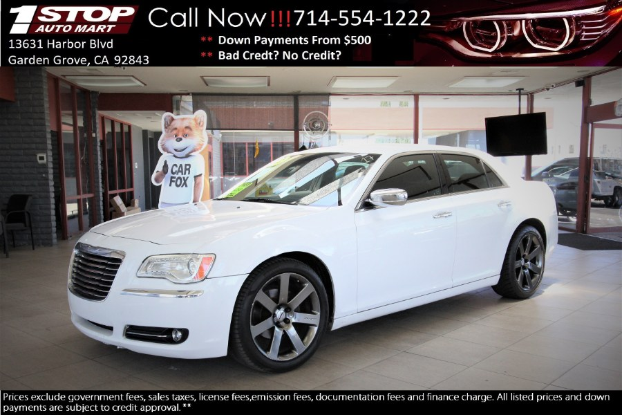 Used 2012 Chrysler 300 in Garden Grove, California   1 Stop Auto Mart Inc.. Garden Grove, California