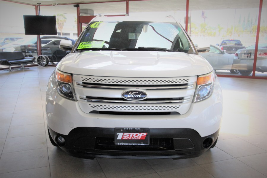 Used Ford Explorer Limited 2013   1 Stop Auto Mart Inc.. Garden Grove, California