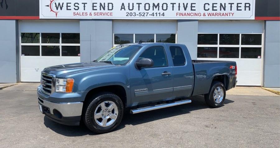 Used 2012 GMC Sierra 1500 in Waterbury, Connecticut | West End Automotive Center. Waterbury, Connecticut