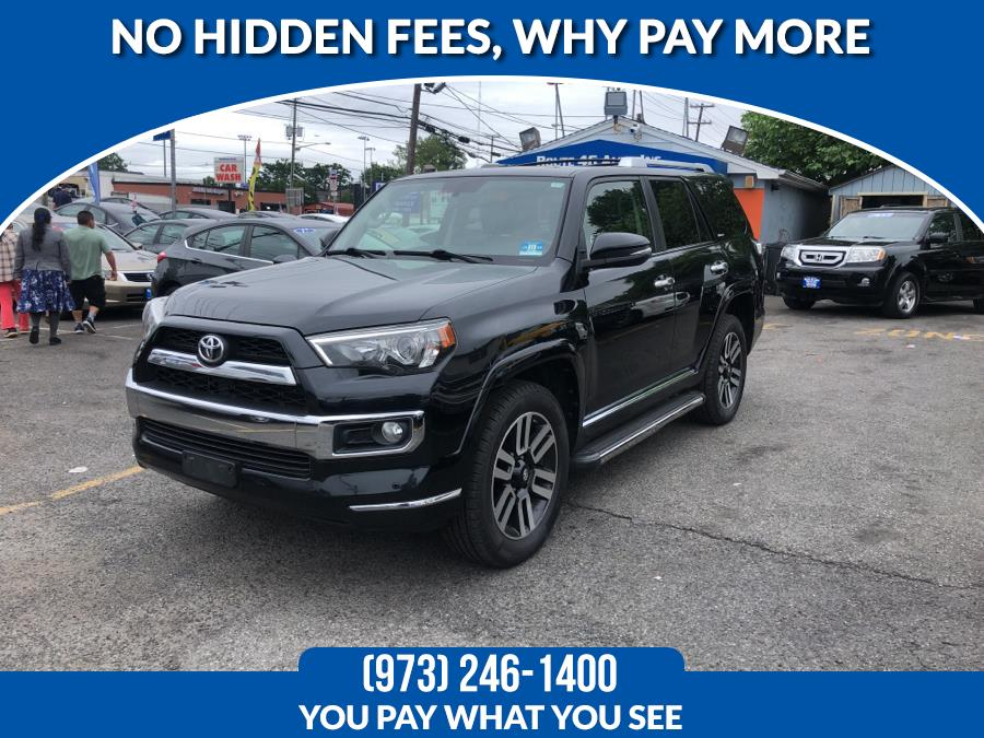 Used 2015 Toyota 4Runner in Lodi, New Jersey | Route 46 Auto Sales Inc. Lodi, New Jersey