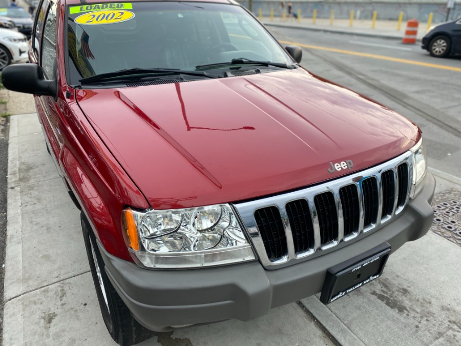 Used Jeep Grand Cherokee 4dr Laredo 4WD 2002 | Middle Village Motors . Middle Village, New York