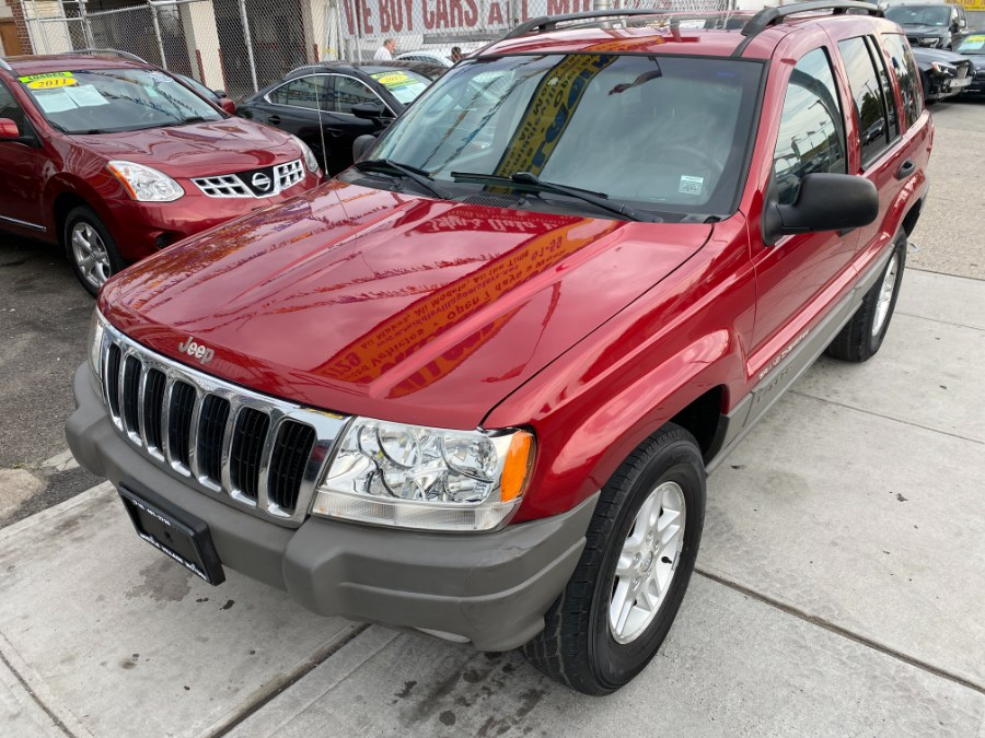 Used 2002 Jeep Grand Cherokee in Middle Village, New York | Middle Village Motors . Middle Village, New York