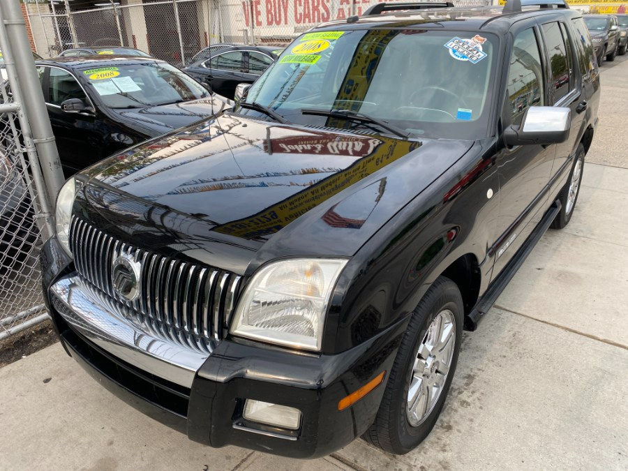 Used 2008 Mercury Mountaineer in Middle Village, New York | Middle Village Motors . Middle Village, New York
