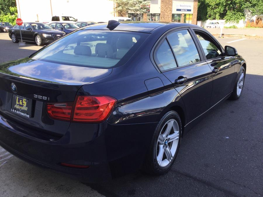 Used BMW 3 Series 4dr Sdn 328i xDrive AWD SULEV South Africa 2013 | L&S Automotive LLC. Plantsville, Connecticut