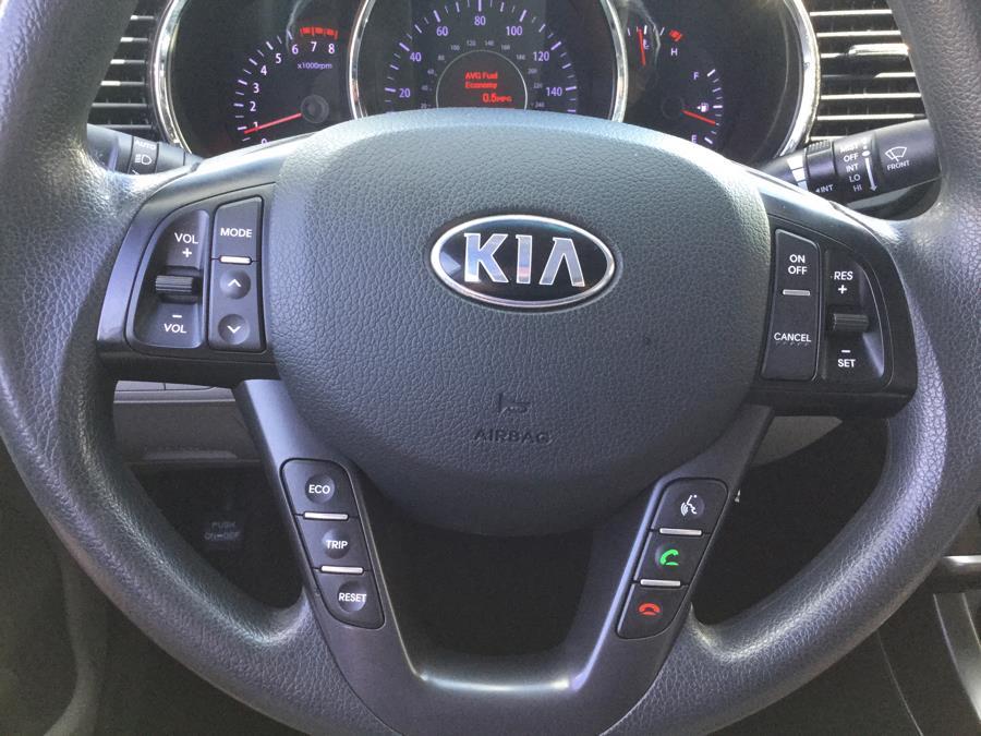 Used Kia Optima 4dr Sdn LX 2013 | L&S Automotive LLC. Plantsville, Connecticut