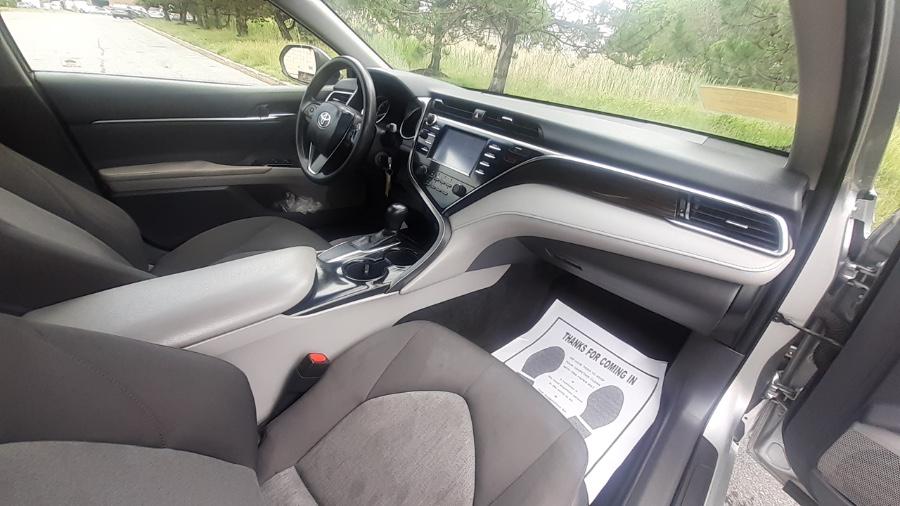 Used Toyota Camry LE Auto (Natl) 2018 | Wonderland Auto. Revere, Massachusetts
