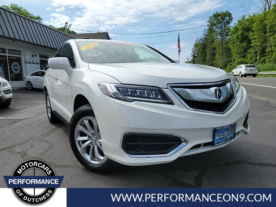 Used 2018 Acura RDX in Wappingers Falls, New York | Performance Motorcars Inc. Wappingers Falls, New York