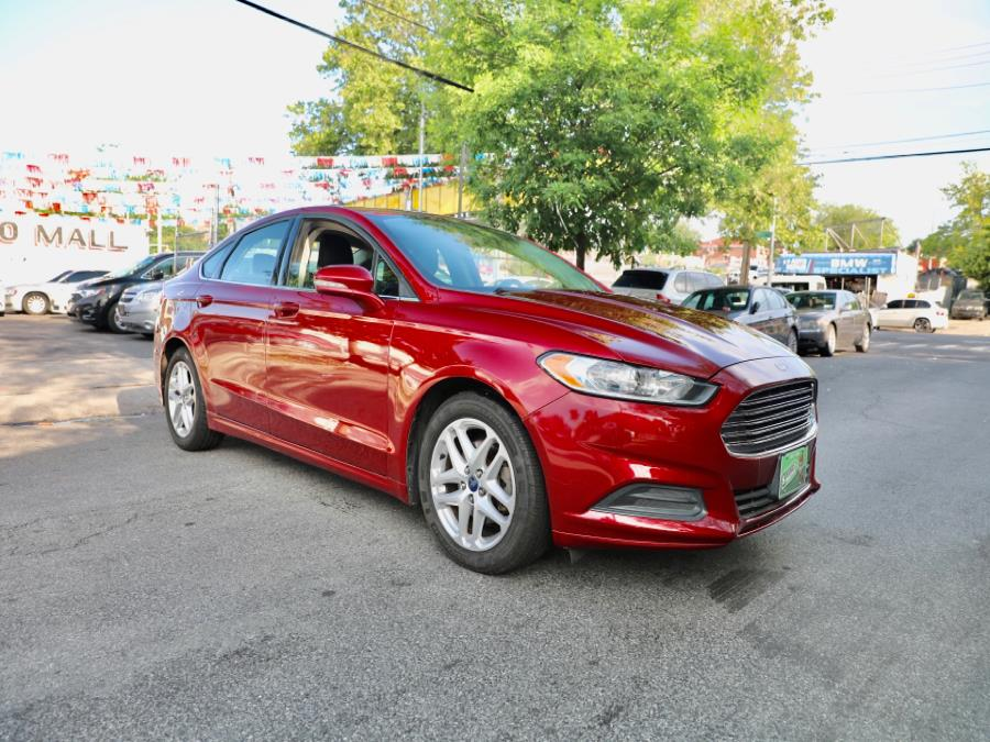 Used 2016 Ford Fusion in Bronx, New York   Advanced Auto Mall. Bronx, New York
