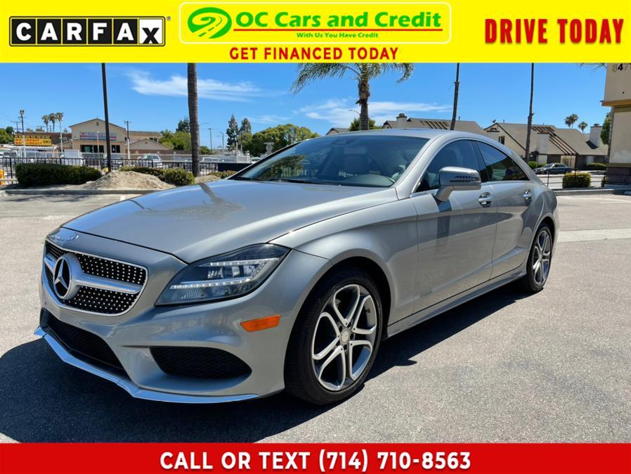 Used 2015 Mercedes-Benz CLS-Class in Garden Grove, California | OC Cars and Credit. Garden Grove, California