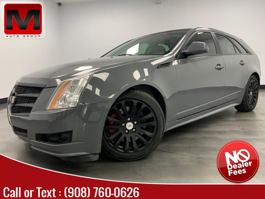 Used Cadillac CTS Wagon 5dr Wgn 3.6L Premium AWD 2010 | M Auto Group. Elizabeth, New Jersey