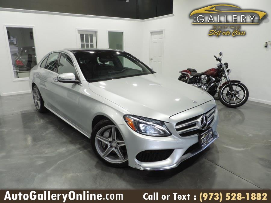 Used 2016 Mercedes-Benz C-Class in Lodi, New Jersey | Auto Gallery. Lodi, New Jersey