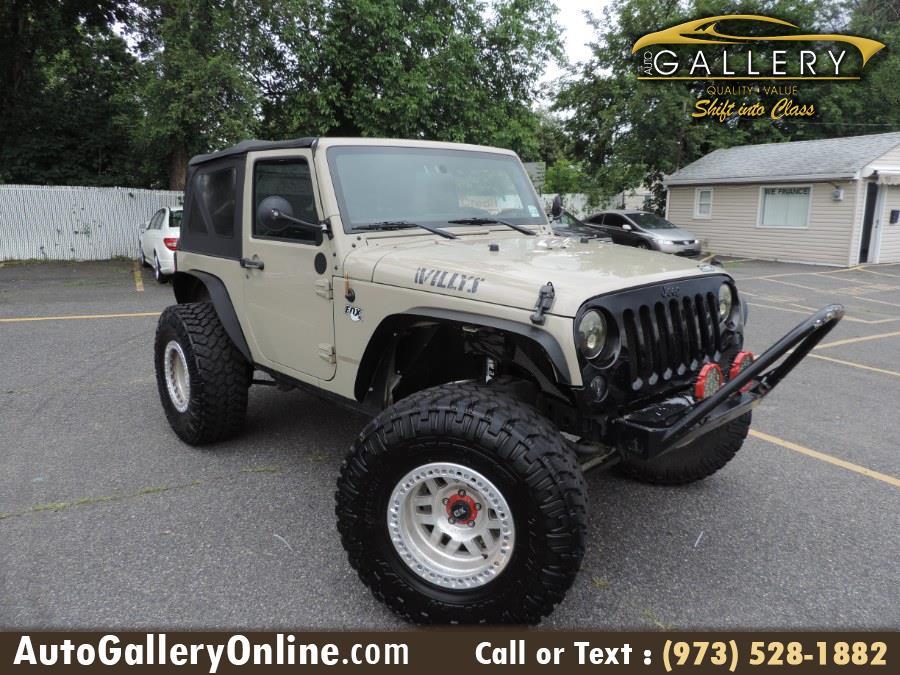 Used 2017 Jeep Wrangler in Lodi, New Jersey | Auto Gallery. Lodi, New Jersey
