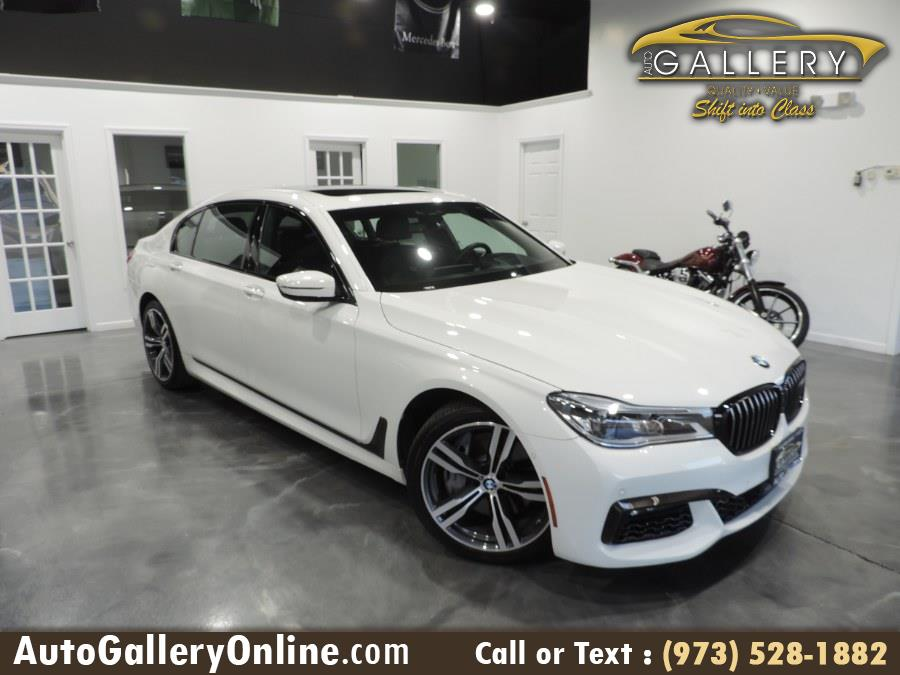 Used 2018 BMW 7 Series in Lodi, New Jersey | Auto Gallery. Lodi, New Jersey