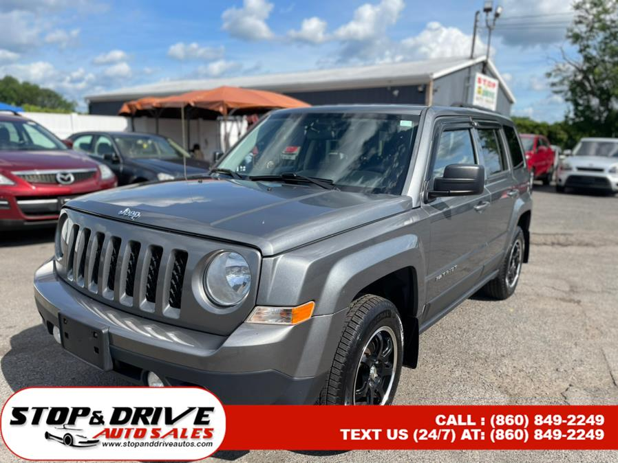 Used 2014 Jeep Patriot in East Windsor, Connecticut   Stop & Drive Auto Sales. East Windsor, Connecticut