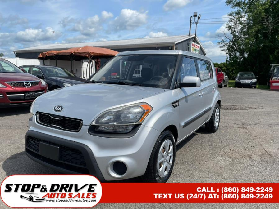 Used 2013 Kia Soul in East Windsor, Connecticut | Stop & Drive Auto Sales. East Windsor, Connecticut