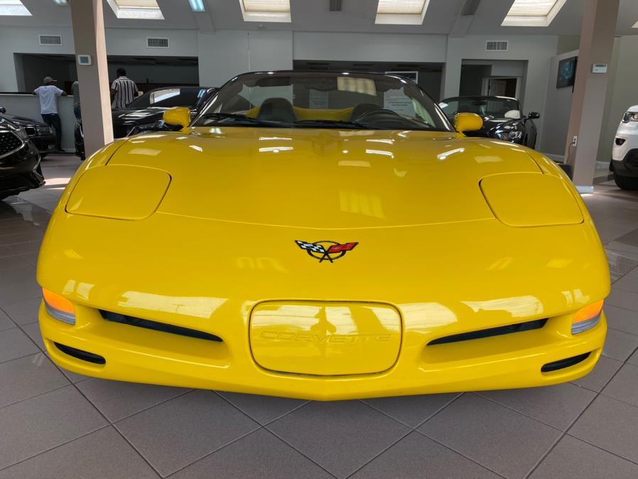 Used Chevrolet Corvette 2dr Convertible 2002   POWER MOTORS EAST. Massapequa Park, New York