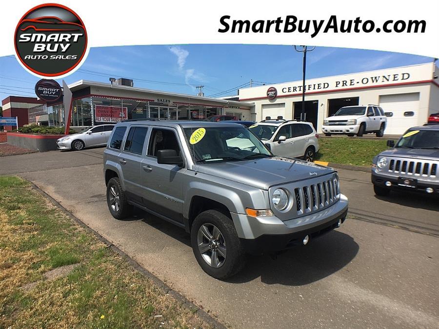Used Jeep Patriot 4WD 4dr Latitude 2015 | Smart Buy Auto Sales, LLC. Wallingford, Connecticut