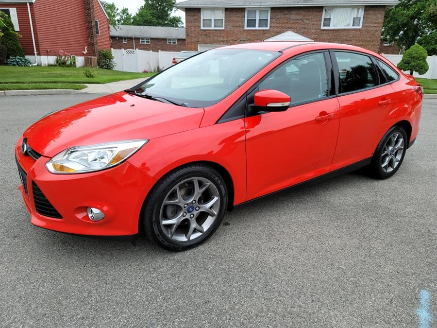 Used Ford Focus 4dr Sdn SE 2013 | Daytona Auto Sales. Little Ferry, New Jersey