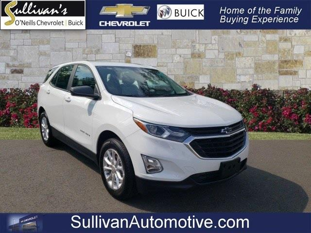 Used Chevrolet Equinox LS 2020   Sullivan Automotive Group. Avon, Connecticut
