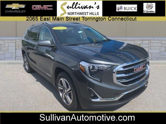 Used 2020 GMC Terrain in Avon, Connecticut | Sullivan Automotive Group. Avon, Connecticut