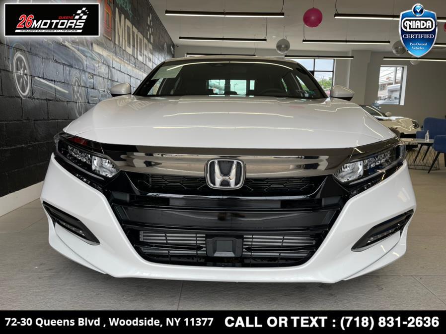 Used Honda Accord Sedan Sport 1.5T CVT 2020 | 26 Motors Queens. Woodside, New York
