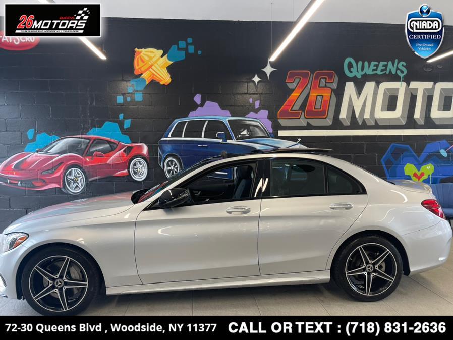 Used Mercedes-Benz C-Class C 300 4MATIC Sedan 2018 | 26 Motors Queens. Woodside, New York