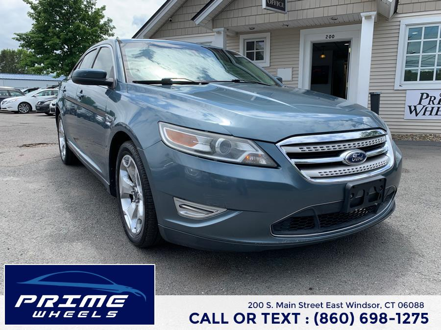 Used 2010 Ford Taurus in East Windsor, Connecticut | Prime Wheels. East Windsor, Connecticut