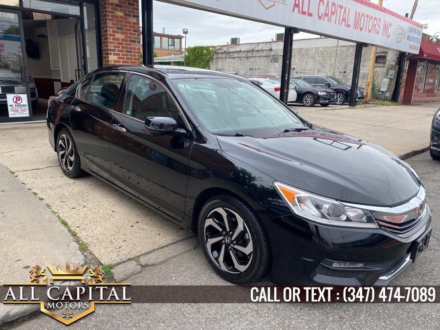 Used 2017 Honda Accord Sedan in Brooklyn, New York | All Capital Motors. Brooklyn, New York