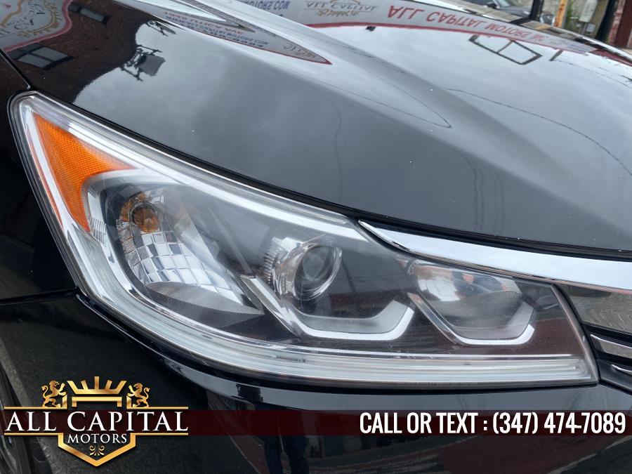 Used Honda Accord Sedan EX-L V6 Auto 2017   All Capital Motors. Brooklyn, New York
