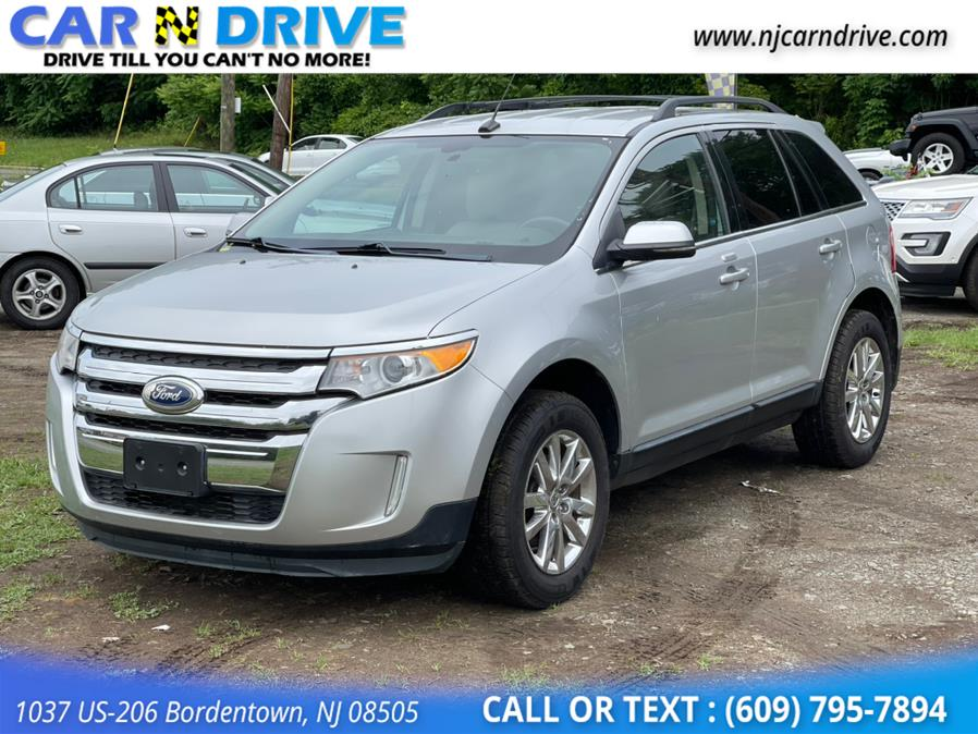Used Ford Edge Limited AWD 2012   Car N Drive. Bordentown, New Jersey