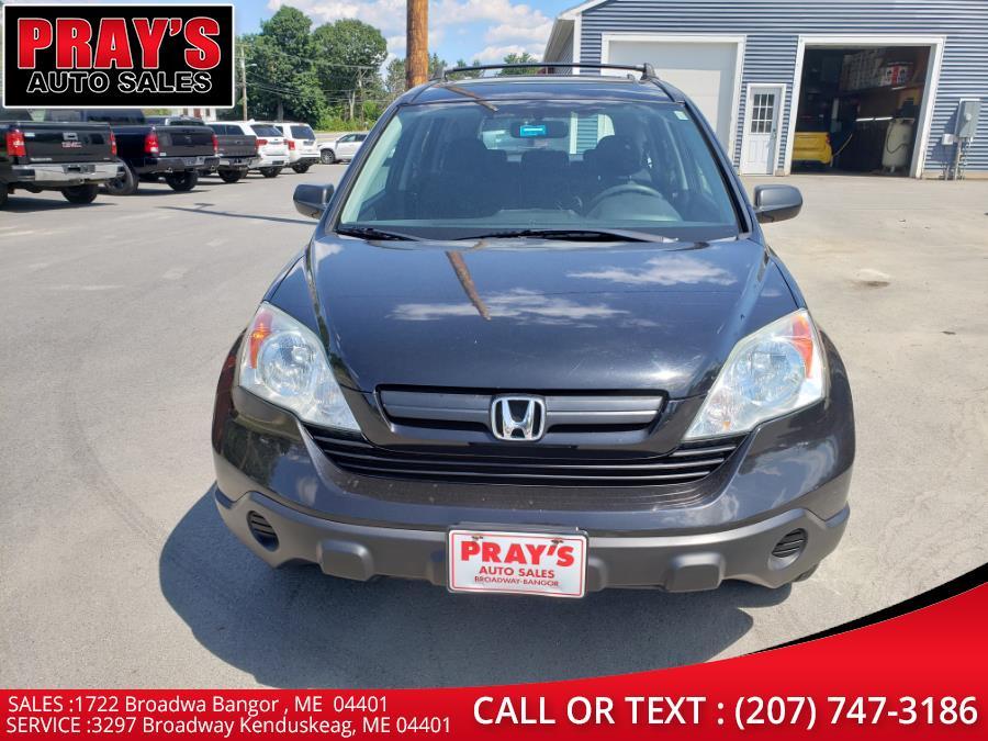 Used Honda CR-V 4WD 5dr LX 2009 | Pray's Auto Sales . Bangor , Maine