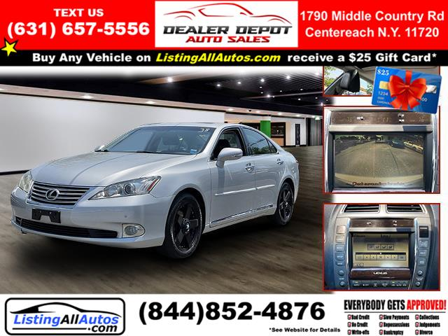 Used 2010 Lexus Es 350 in Patchogue, New York   www.ListingAllAutos.com. Patchogue, New York