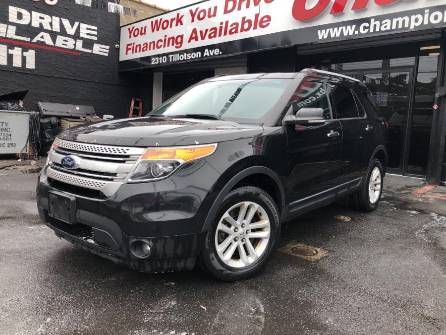 Used 2013 Ford Explorer in Bronx, New York | Champion Auto Sales. Bronx, New York