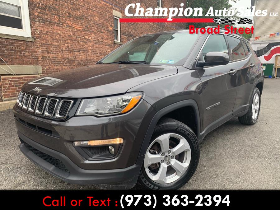 Used 2018 Jeep Compass in Newark, New Jersey | Champion Auto Sales. Newark, New Jersey