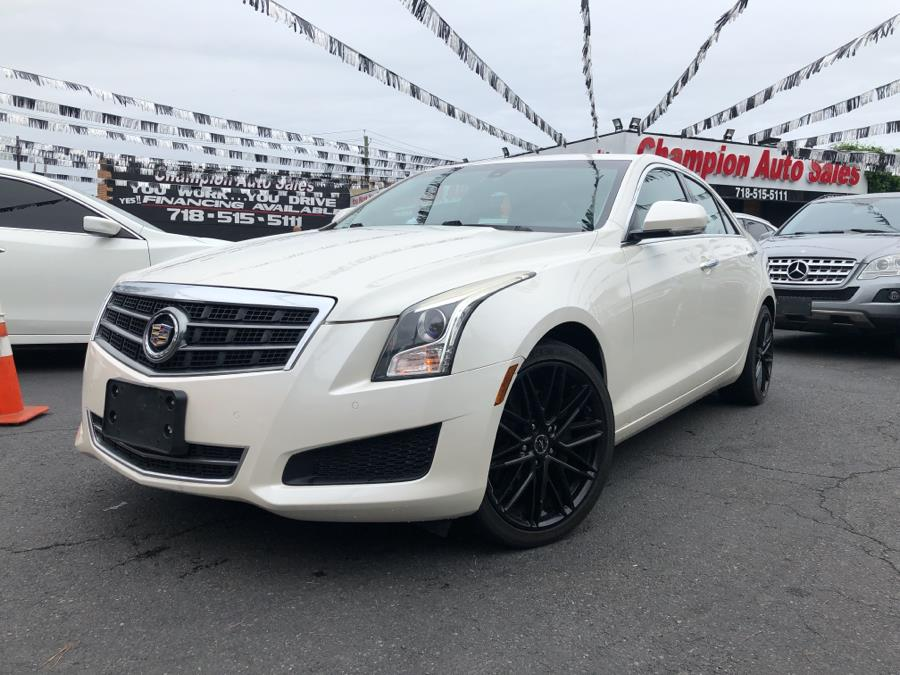 Used 2013 Cadillac ATS in Bronx, New York | Champion Auto Sales. Bronx, New York
