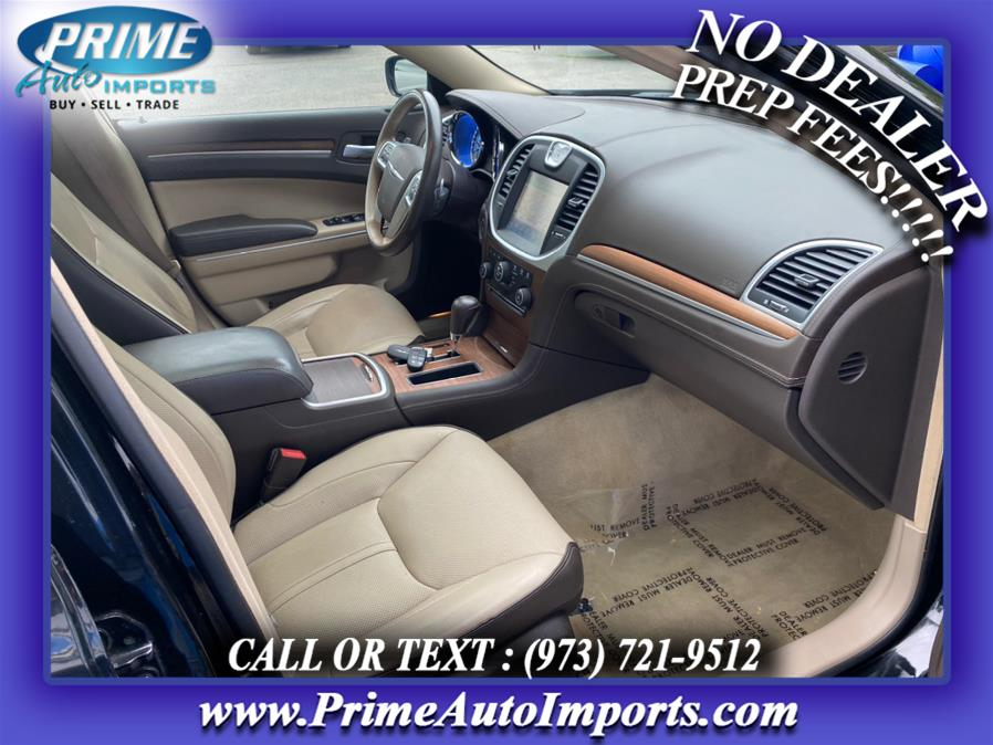 Used Chrysler 300 4dr Sdn V8 300C Luxury Series AWD 2012   Prime Auto Imports. Bloomingdale, New Jersey
