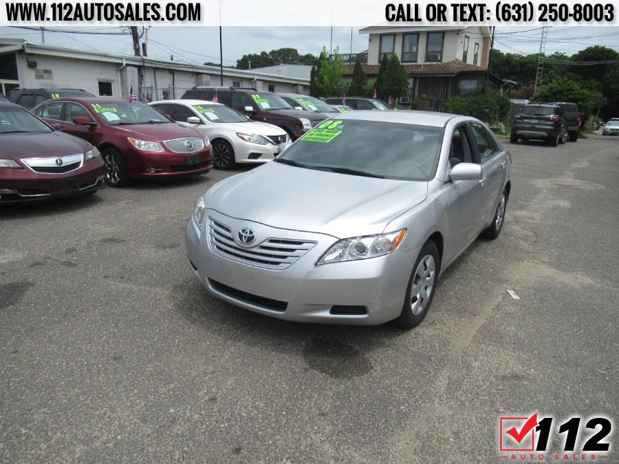 Used Toyota Camry 4dr Sdn I4 Auto LE (Natl) 2008 | 112 Auto Sales. Patchogue, New York
