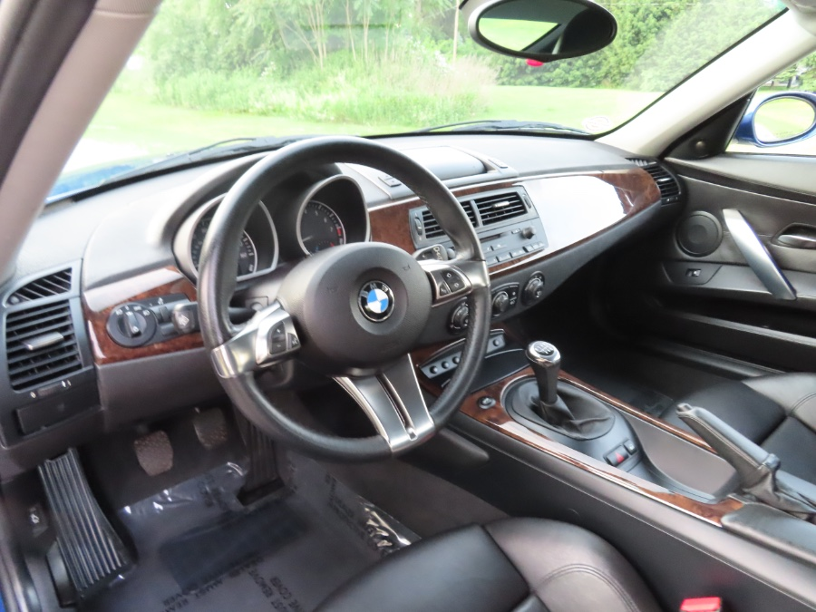 Used BMW Z4 2dr Coupe 3.0si 2007   Meccanic Shop North Inc. North Salem, New York