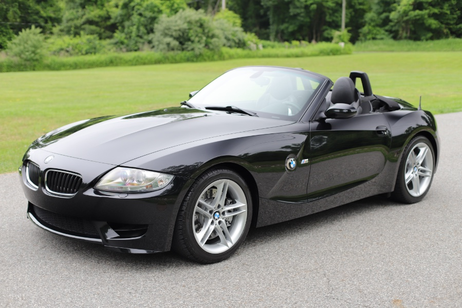 Used 2006 BMW Z4 in North Salem, New York | Meccanic Shop North Inc. North Salem, New York