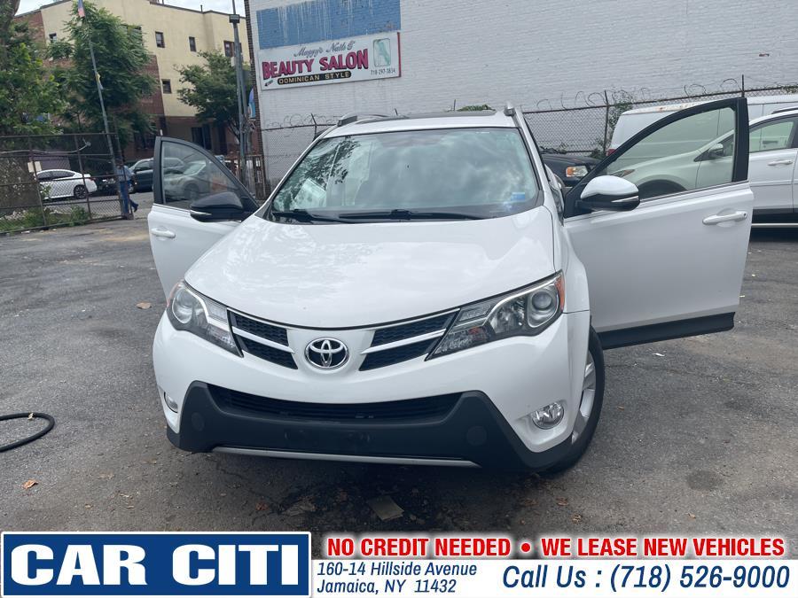 Used Toyota RAV4 AWD 4dr XLE (Natl) 2013 | Car Citi. Jamaica, New York