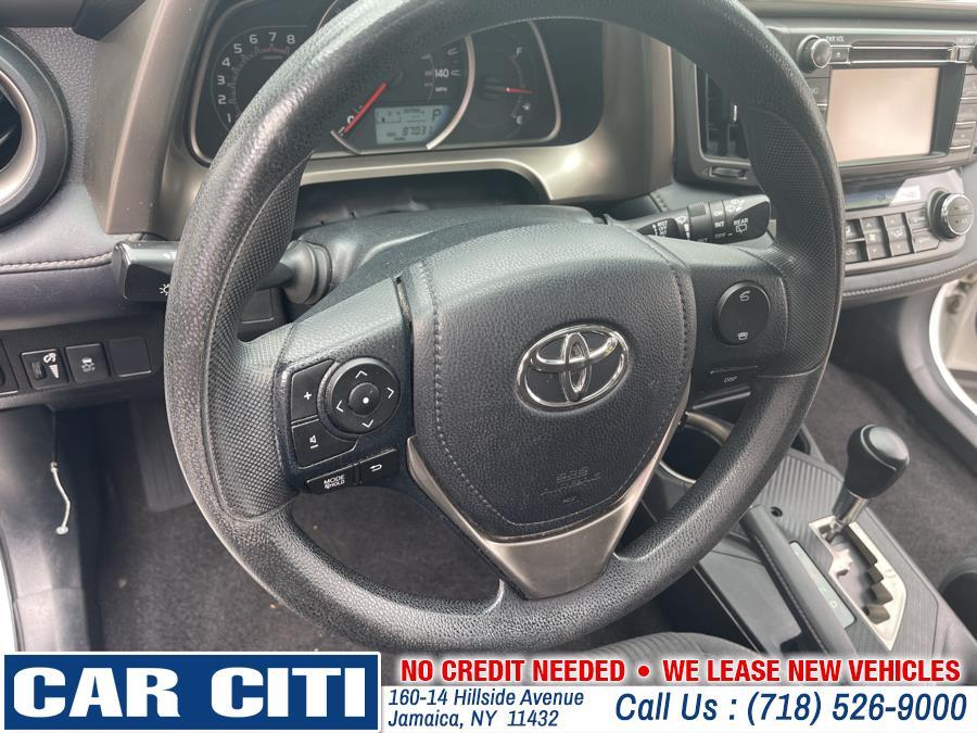 Used Toyota RAV4 AWD 4dr XLE (Natl) 2013   Car Citi. Jamaica, New York